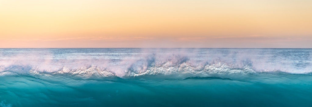 mare e onde